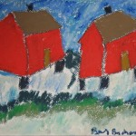 2 Red Barns