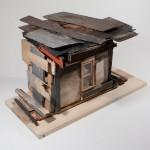 Cedar House with Poplar Base