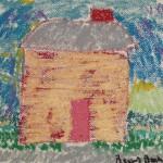 House with Pink Door