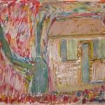 Cottage with Live Oak